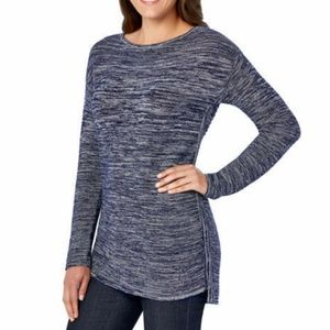 Ellen Tracy Marled Pullover Sweater